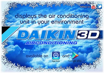 Daikin Application 3D